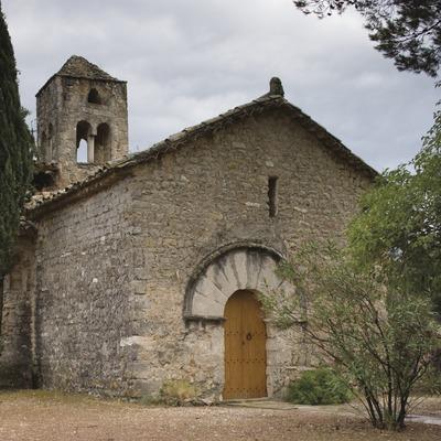 Ermita de San Benet d'Espiells. (Nano Cañas)