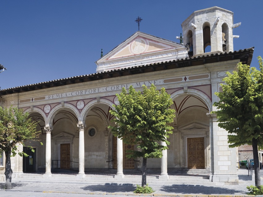 Церковь Святого Сатурнина (Nano Cañas)