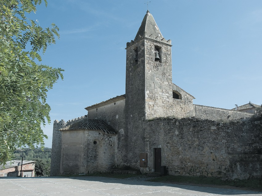 Iglesia de Sant Cugat  (Servicios Editoriales Georama)