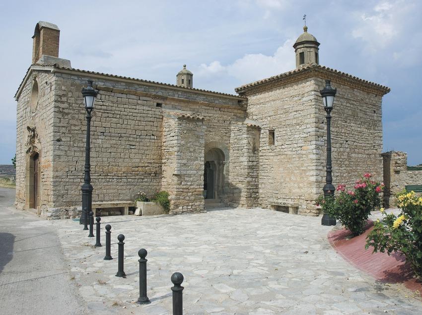 Iglesia de Sant Salvador de Granyanella  (Servicios Editoriales Georama)