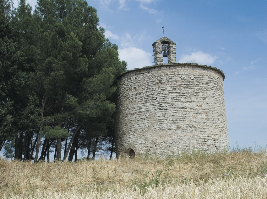 Die Kirche Sant Pere Gros  (Servicios Editoriales Georama)