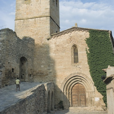 Església de Sant Sebastià  (Servicios Editoriales Georama)