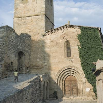 Église Sant Sebastià  (Servicios Editoriales Georama)