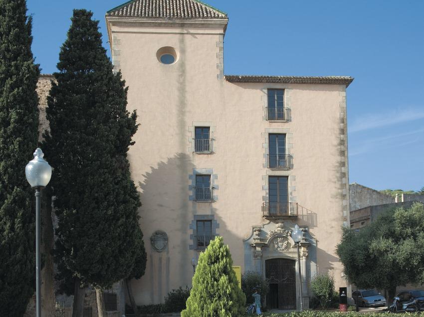 Monestir de Sant Feliu de Guíxols, seu del Museu d'Història de la Ciutat  (Servicios Editoriales Georama)