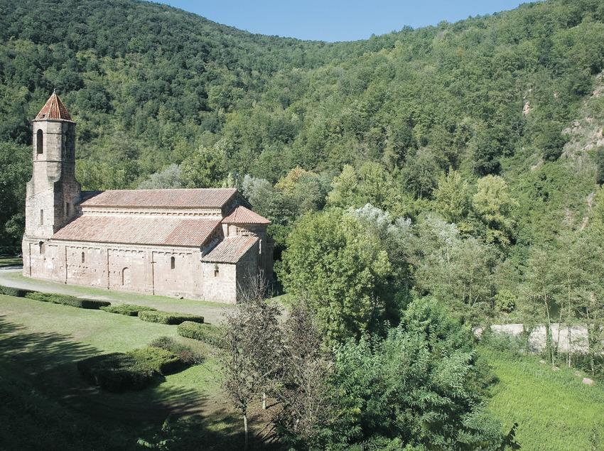 Iglesia del monasterio  (Servicios Editoriales Georama)