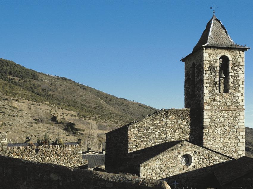 Iglesia de Sant Sadurní  (Servicios Editoriales Georama)