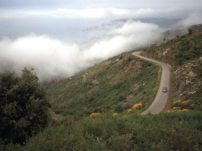 Parque Natural del Cap de Creus.