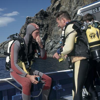Monitor de submarinismo. Bahía de Roses.
