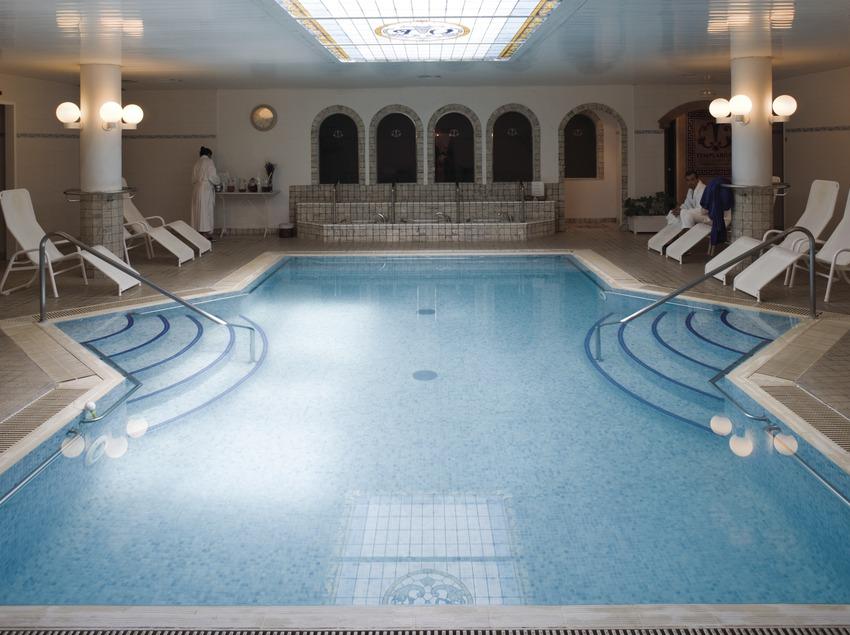 Hotel Spa Termes La Garriga.  (Nano Cañas)