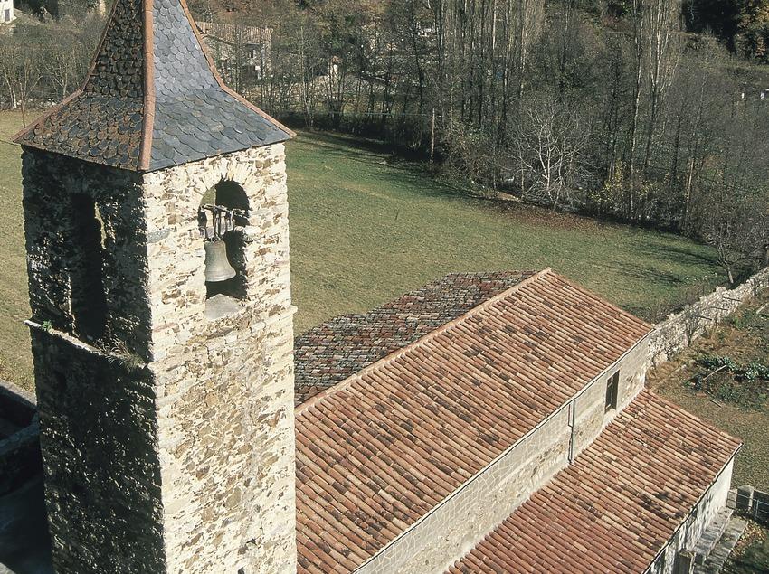 Església de Montellà  (Servicios Editoriales Georama)