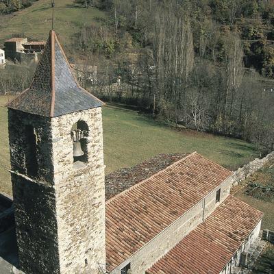 Iglesia de Montellà  (Servicios Editoriales Georama)