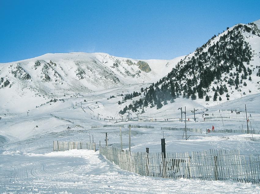 Estación de esquí de Vallter2000