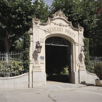 Balneario Prats.  (Nano Cañas)