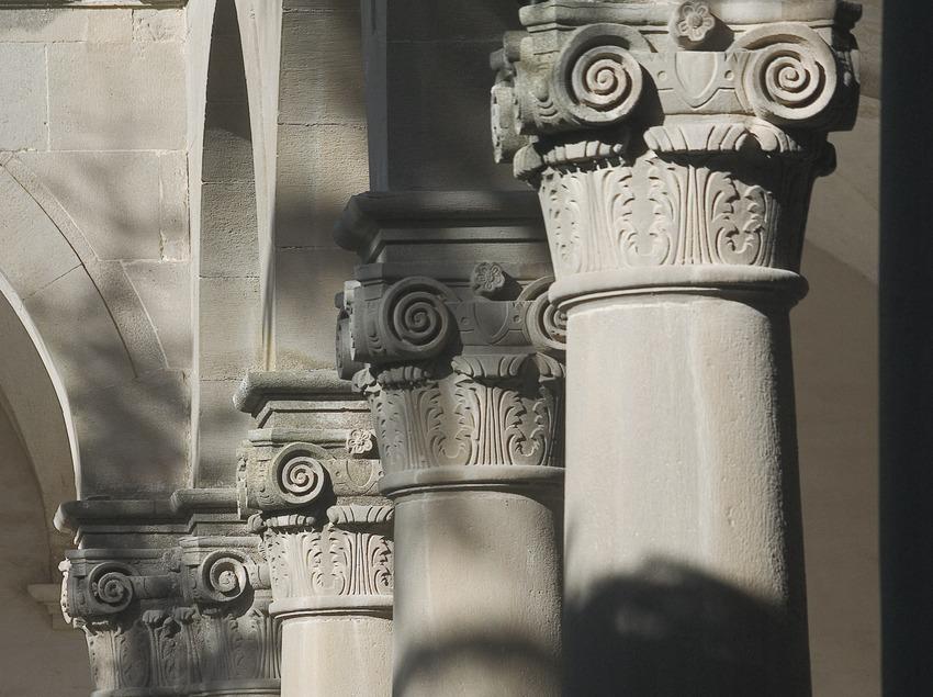 Claustro del convento de Sant Ramon  (Servicios Editoriales Georama)