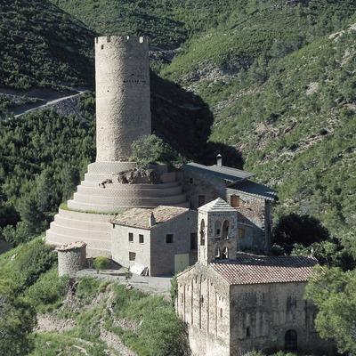 Verteidigungsturm und Kapelle von Coaner  (Servicios Editoriales Georama)