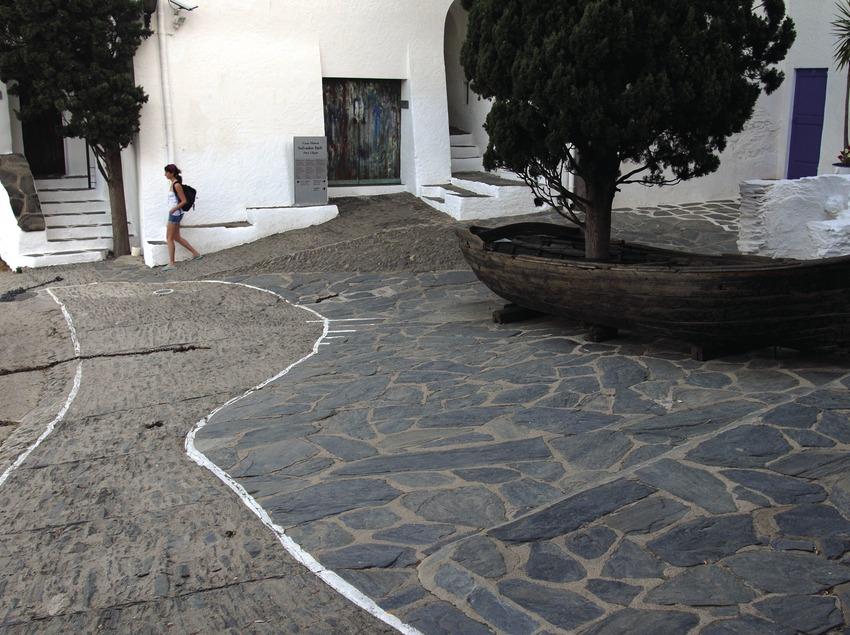 Exterior de la Casa-Museu Dalí a Portlligat  (José Luis Rodríguez)