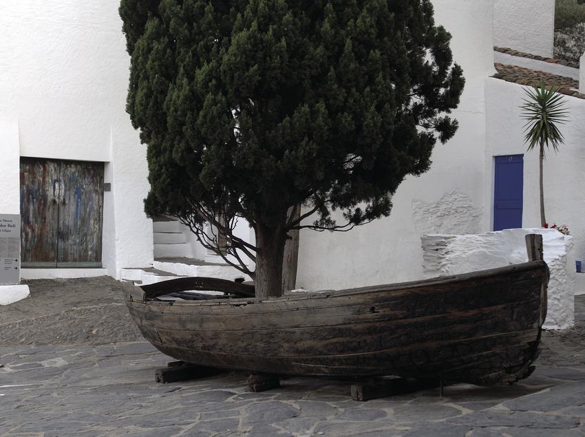 Exterior de la Casa-Museu Dalí a Portlligat