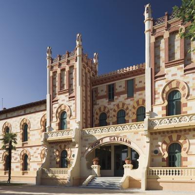 Balneario Vichy Catalan y Caldes