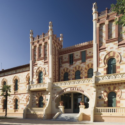 Balneari Vichy Catalán.  (Nano Cañas)