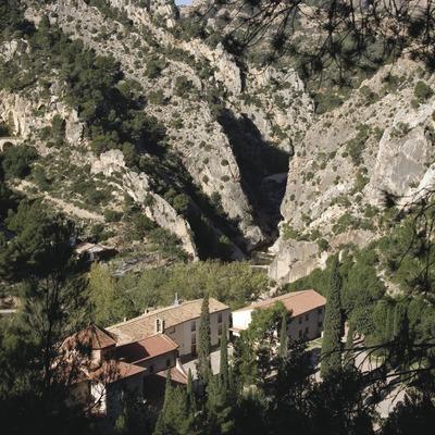 Santuario y balneario de la Fontcalda