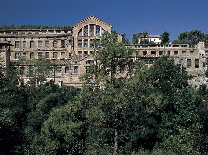 Colònia tèxtil de Cal Vidal.  (Turismo Verde S.L.)