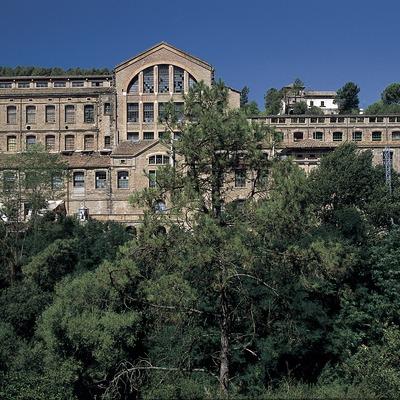 Colonia textil de Cal Vidal.