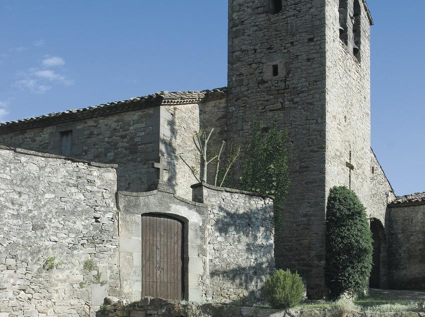Iglesia de Sant Cristòfol  (Servicios Editoriales Georama)