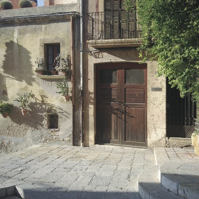 Rincón del centro histórico cerca de las murallas romanas  (Servicios Editoriales Georama)