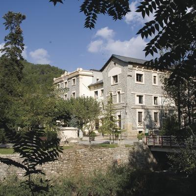Balneari Vallfogona de Riucorb