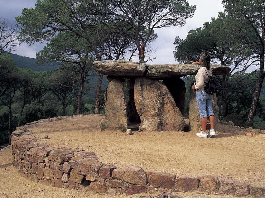 Der Dolmen von Pedra Gentil