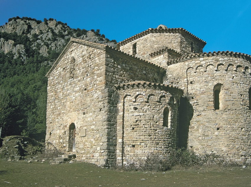 Church of Sant Cugat del Racó  (Servicios Editoriales Georama)