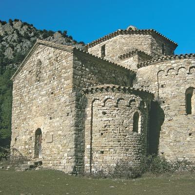 Església de Sant Cugat del Racó  (Servicios Editoriales Georama)
