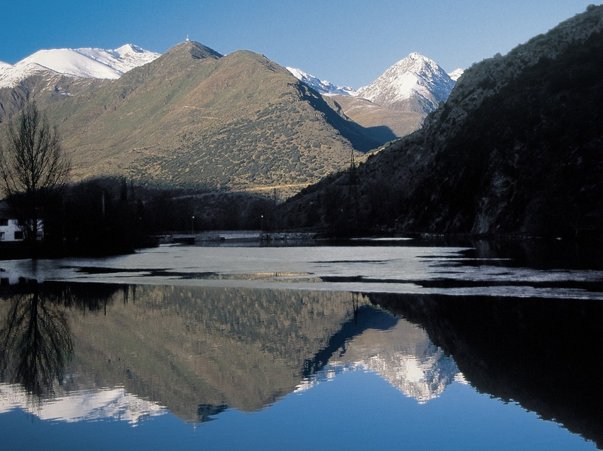 La Torrassa reservoir