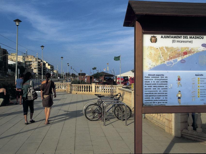 Sea front  (Turismo Verde S.L.)