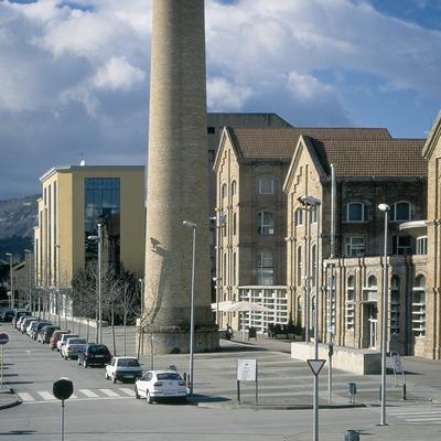 Gelände der Zuckermesse  (Servicios Editoriales Georama)