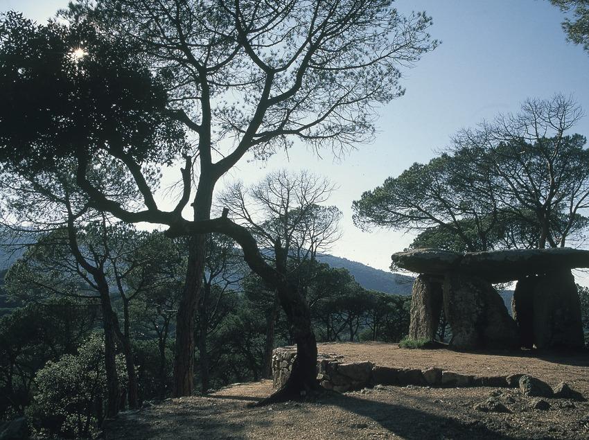 Pedra Gentil dolmen  (Servicios Editoriales Georama)