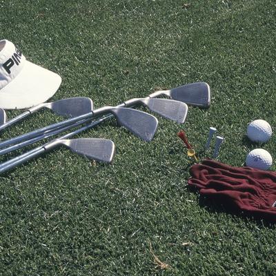 Equip de golf