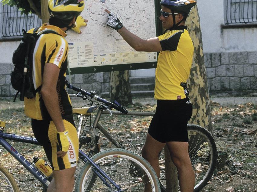 Mountainbike. MTB Banyoles.  (Daniel Julián)