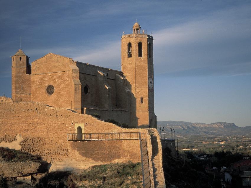 Church of Santa Maria  (Servicios Editoriales Georama)
