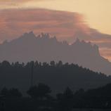 Perfil del macizo de Montserrat  (Turismo Verde S.L.)