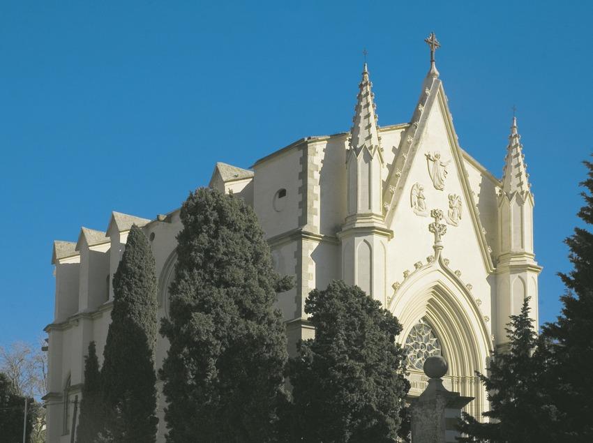 Sanctuary of the Mare de Déu de la Misericòrdia.  (Turismo Verde S.L.)
