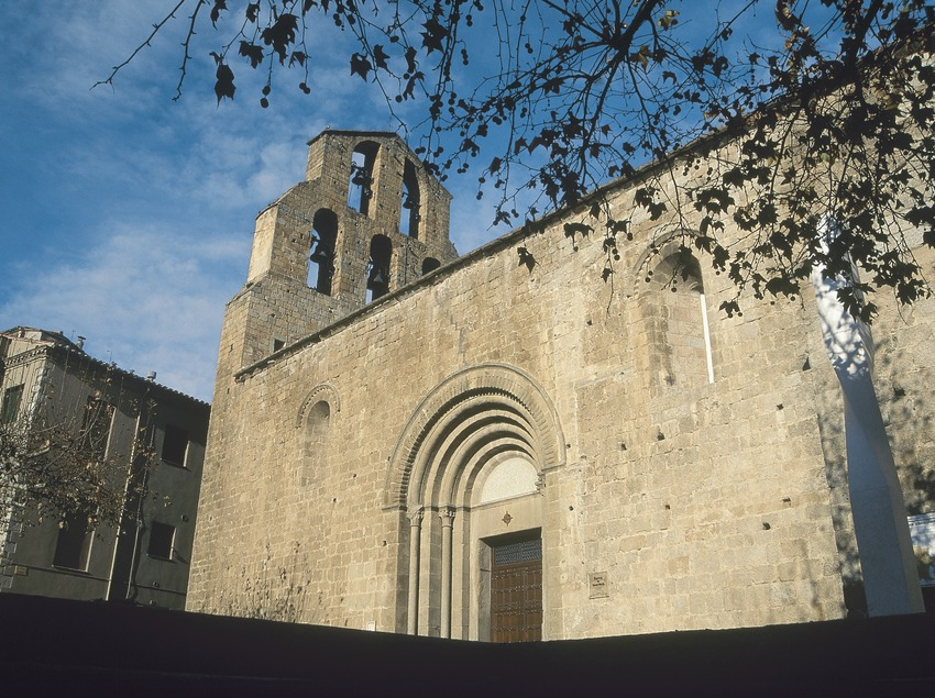 Church of Santa Maria  (Servicios Editoriales Georama)