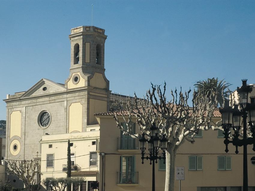 Église Sant Andreu.  (Turismo Verde S.L.)