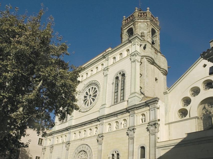 Basílica de Santa Maria  (Turismo Verde S.L.)