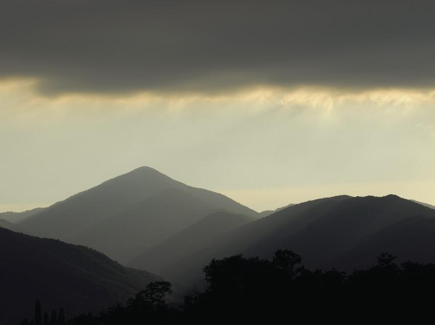 Parc naturel de la zone volcanique de la Garrotxa.  (José Luis Rodríguez)