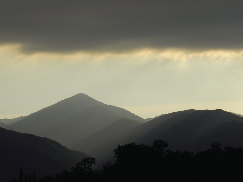Parque Natural de la Zona Volcánica de la Garrotxa.  (José Luis Rodríguez)