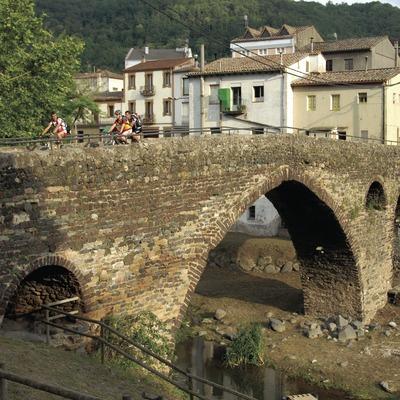 Pont medieval.