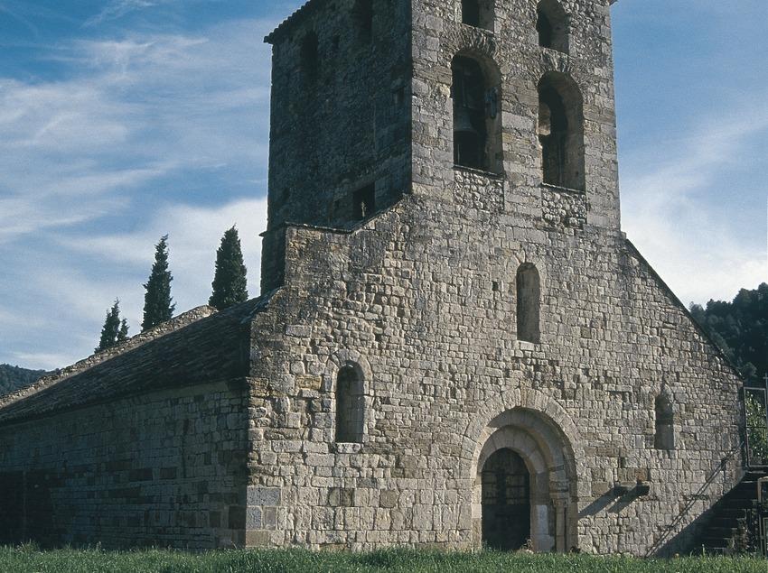 Iglesia de Sant Feliu  (Servicios Editoriales Georama)